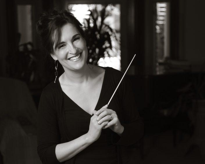 Casting : Roseline Blain -Pianist & choral maestrol, KW: Artiste, Musicien, RoselineBlain