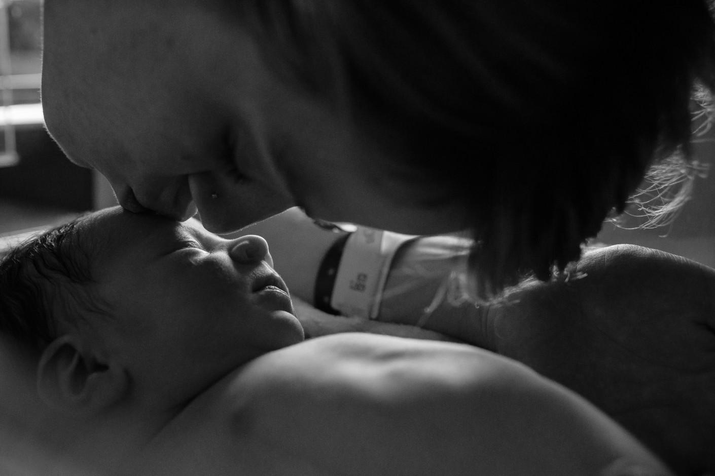 Bébé : Accueil en ce monde -, KW: Sylvie Gagnon, Maman, hopital