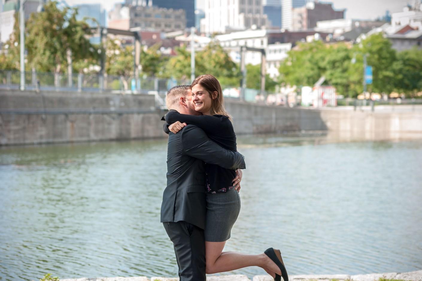 Fiancailles : Elle dit oui !!! -, KW: Engagement, Mariage