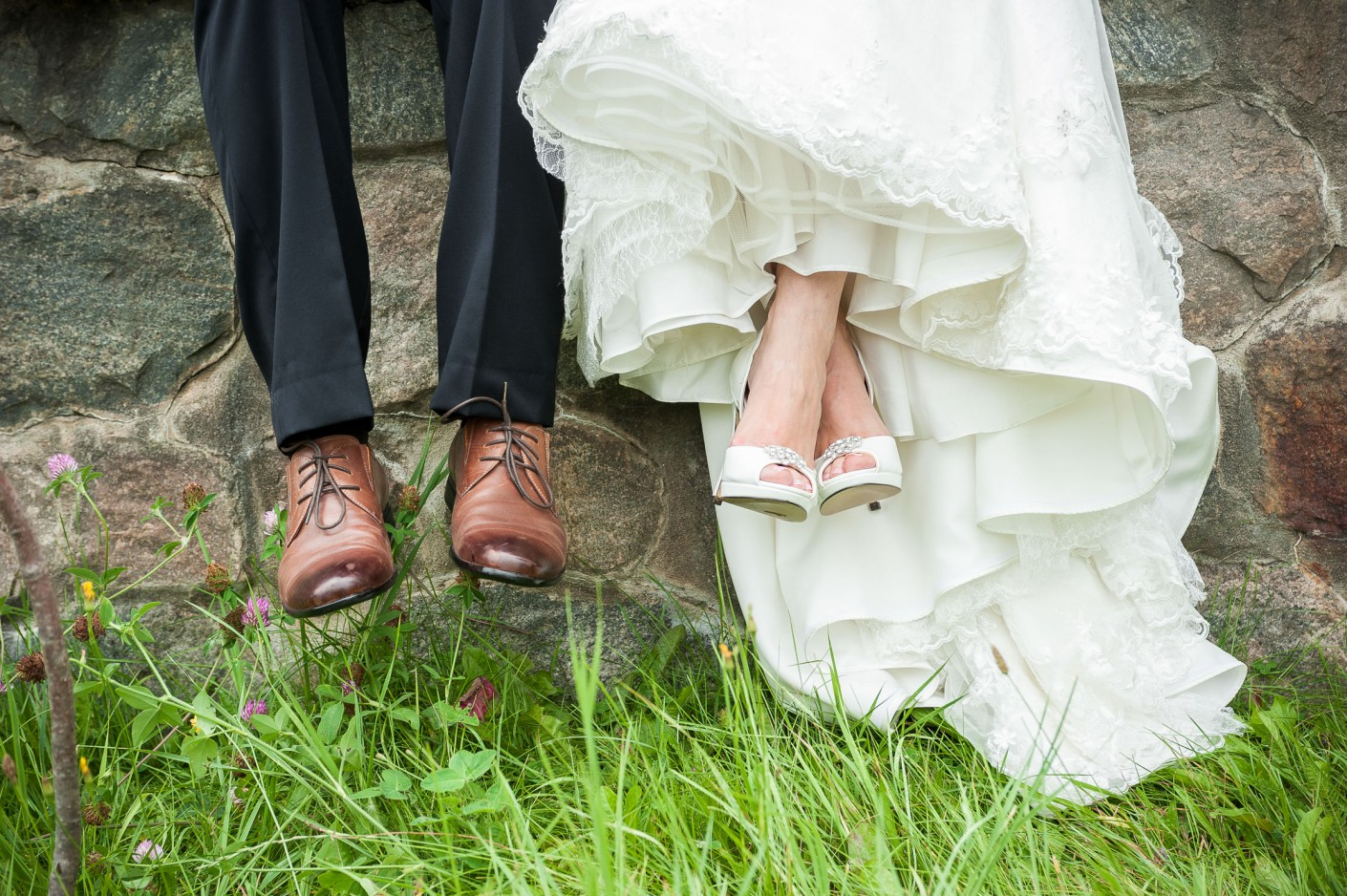 Mariage : Jeux d'enfants -, KW: 0-Détails, 6-PhotosCouple, souliers
