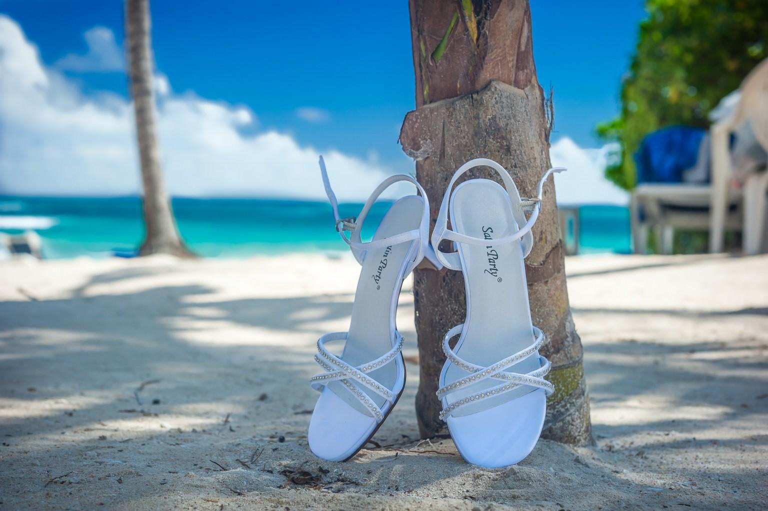 Mariage Destination : La plage -, KW: 1-Préparation, Mexique, Vêtements, chaussures