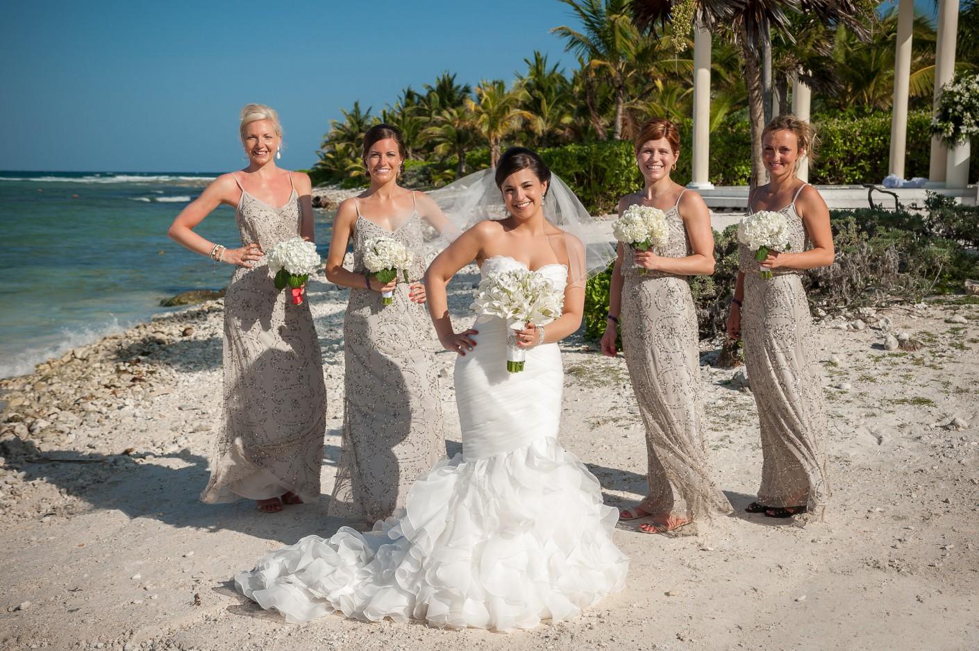 Mariage Destination : Les déesses de la plage -, KW: Mexique