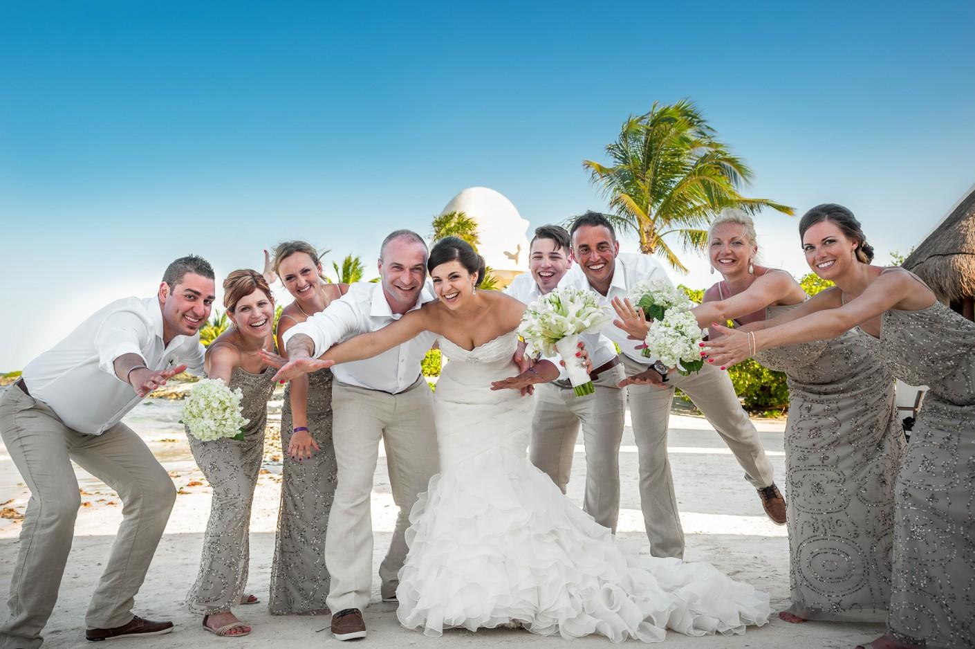 Mariage Destination : Les inséparables -, KW: Mexique