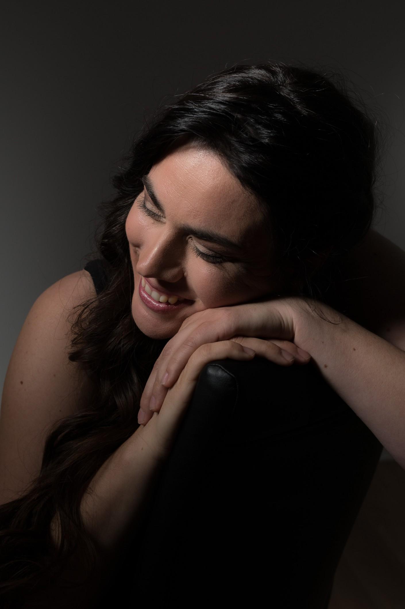 Casting : Myrabel Mathieu -Avec son merveilleux sourire, KW:  Acteur, Artiste, Modèles, Myrabel Mathieu, Studio