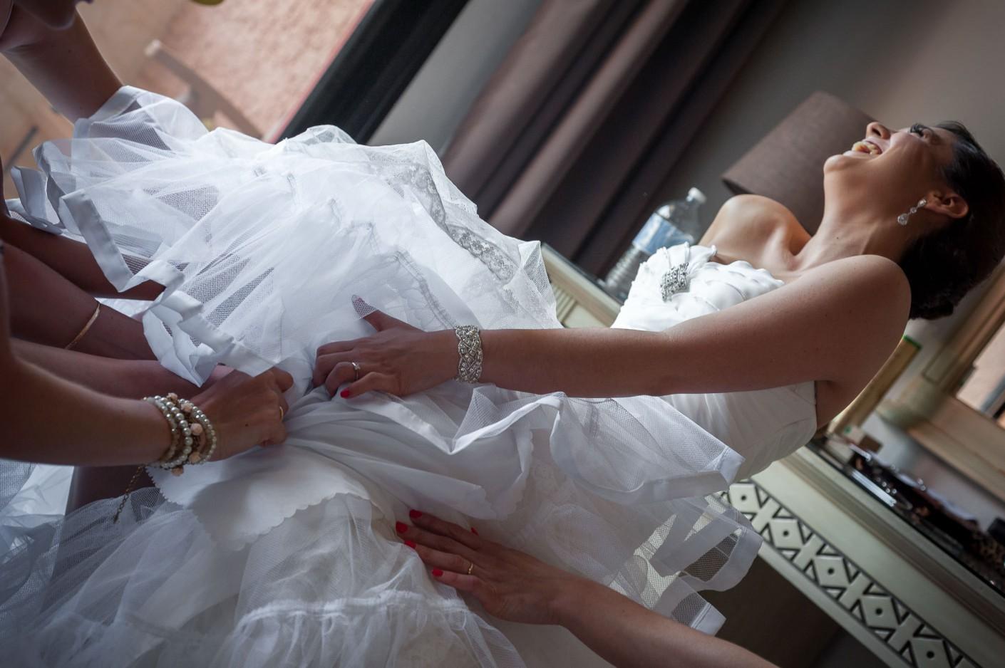 Mariage Destination : Plaisir d'enfiler cette robe :) -, KW: 1-Préparation, Mexique