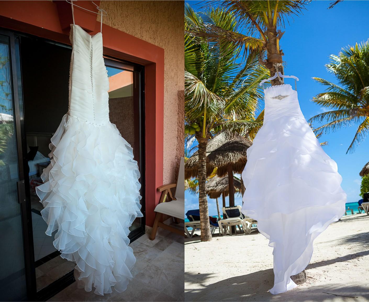 Mariage Destination : Robes au vent du sud -, KW: Mexique