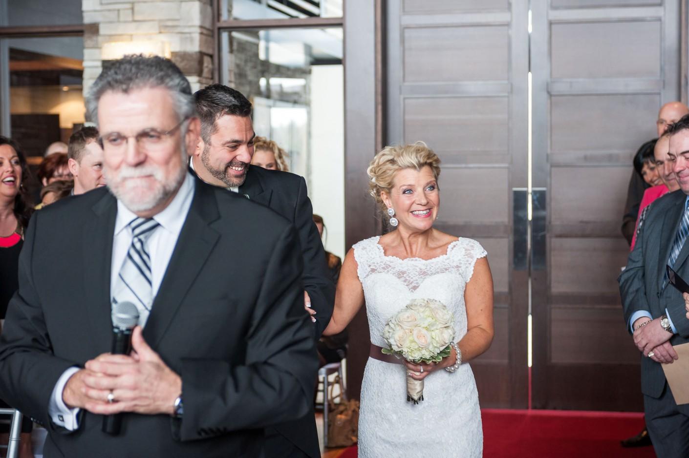 Mariage : Yeux de l'émerveillement -