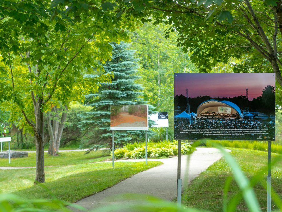 exposition ville Lorraine orchestre symphonique de montréal plein air blainville parc équestre